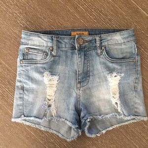 STS Blue Juniors size 1 denim shorts